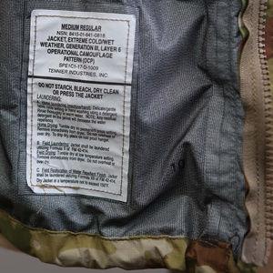 Military Gore-tex